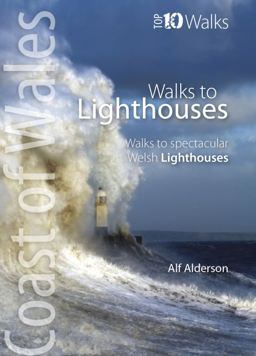 Walks to Welsh Lighthouses cover