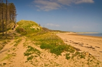 Newborough beach and dunes, Anglesey