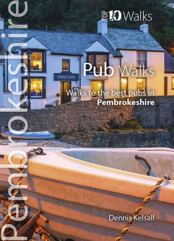 Top 10 Walks: Pembrokeshire: Walks to the best pubs in Pembrokeshire - cover