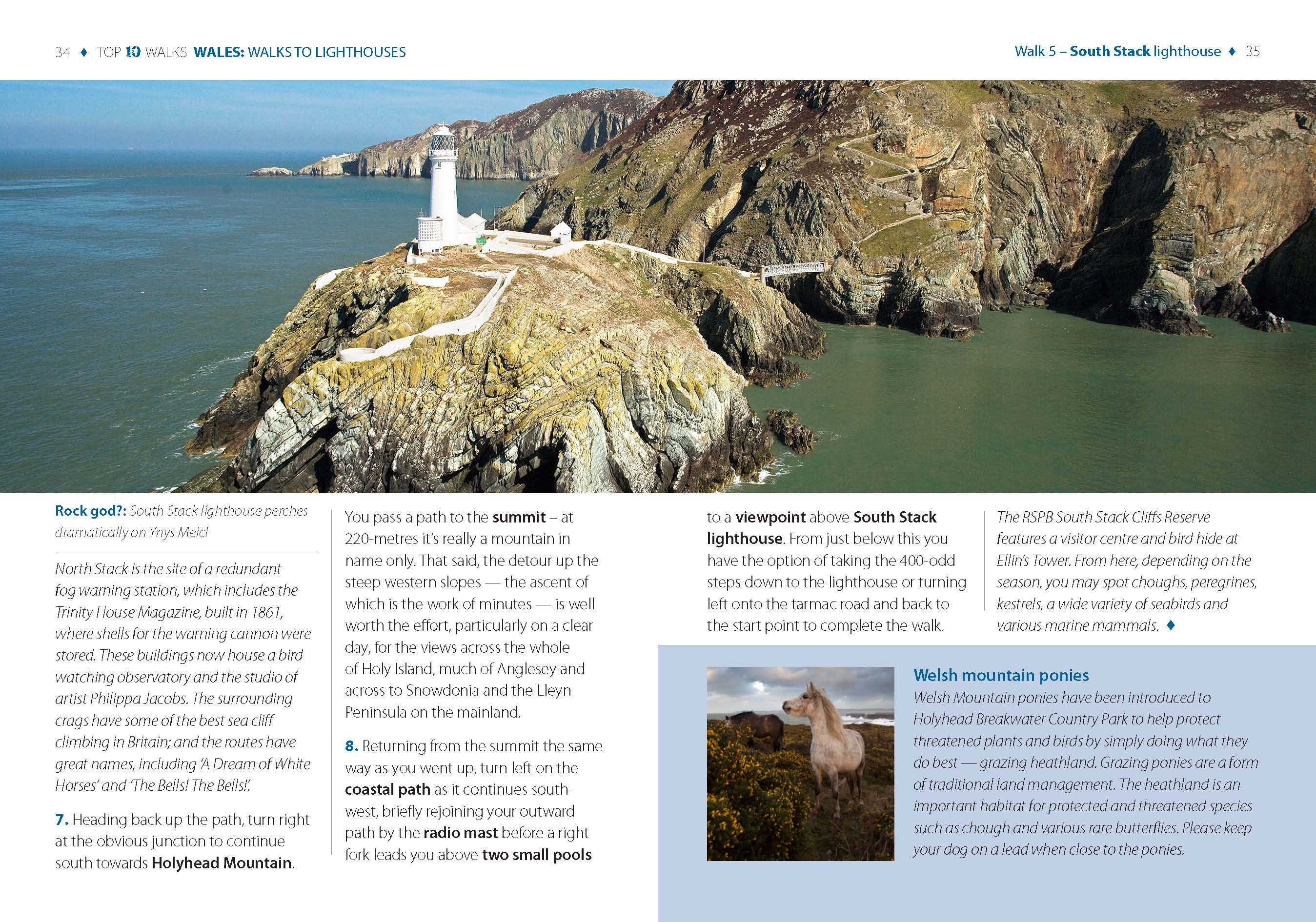 Top 10 wales Coast Walks to Lighthouses
