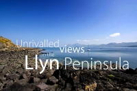 Unrivalled views on the Llyn Peninsula