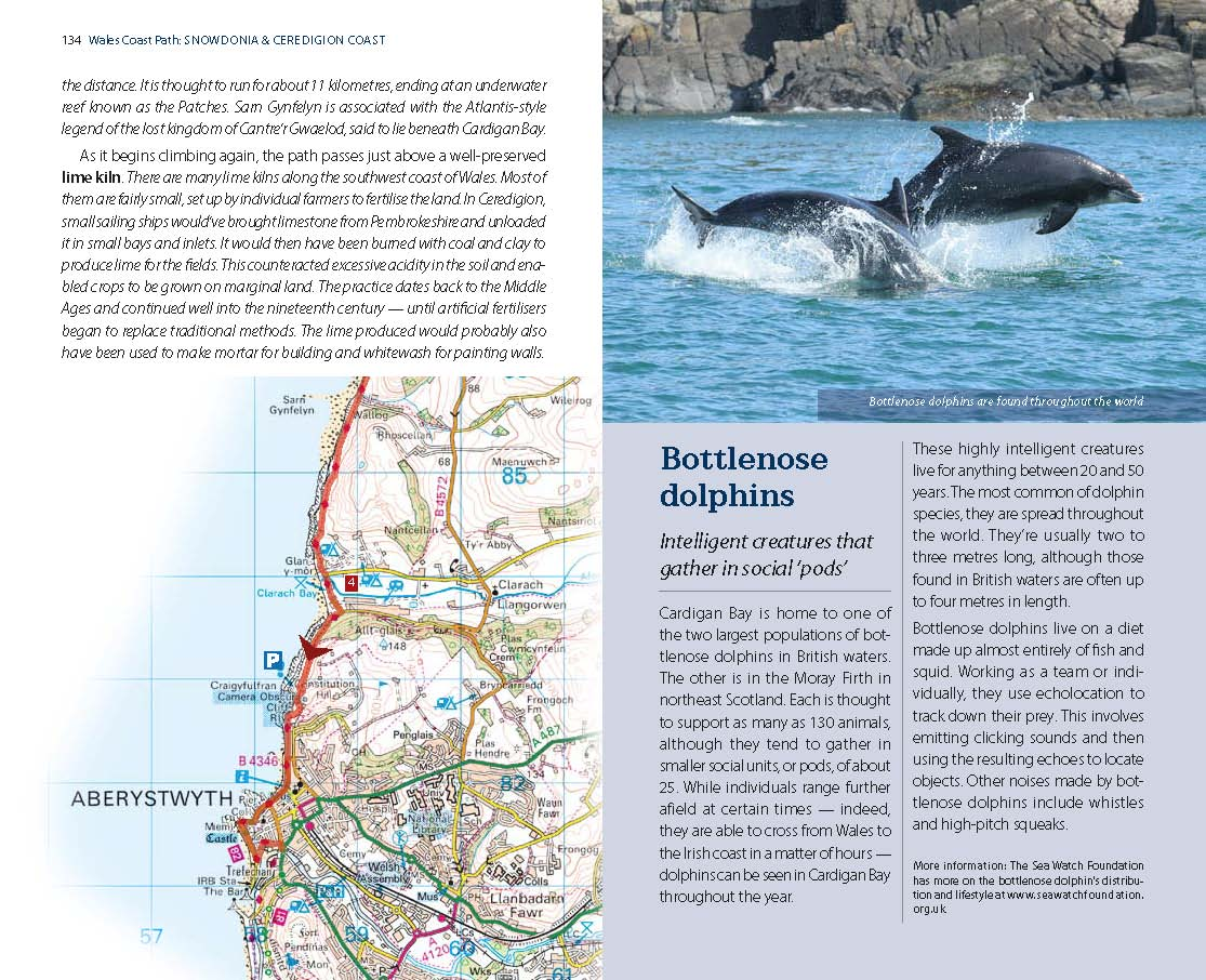 Official Guide: Wales Coast Path: Snowdonia & Ceredigion Coast