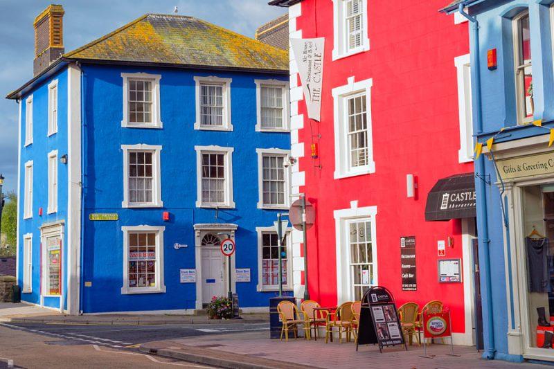 Snowdonia & Ceredigion Coast
