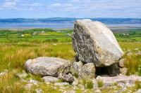 Arthur's Stone - a Neolithic burial chamber on Gower