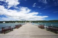Bangor Pier, North Wales Coast