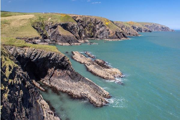 Ceibwr Bay, Pembrokeshire