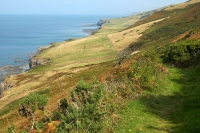Ceredigion coastal section of the Wales Coast Path