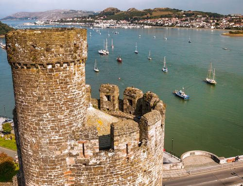 Top 5 amazing places on the North Wales Coast