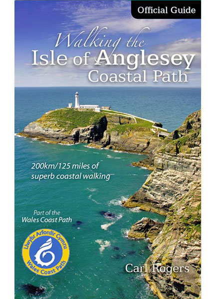Isle of Anglesey Coastal Path Official Guide