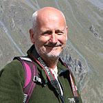 Dennis Kelsall - outdoor author