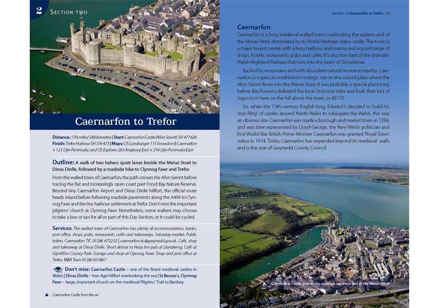 Official Guide: Wales Coast Path: Llyn Peninsula