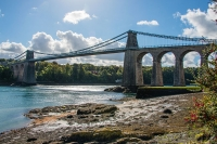 Menai suspension bridge, Anglesey
