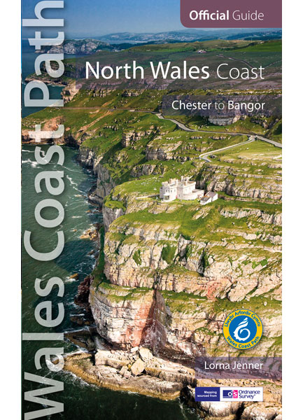 Official Guide: Wales Coast Path: North Wales Coast
