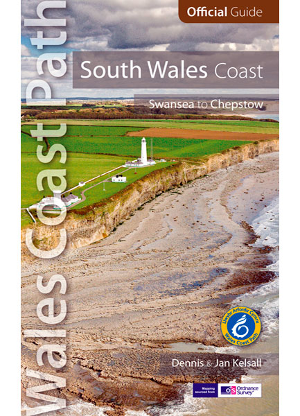 Official Guide: Wales Coast Path: South Wales Coast