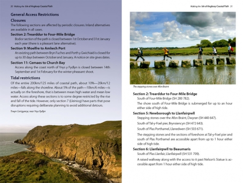 Official Guide: Walking the Isle of Anglesey Wales Coastal Path