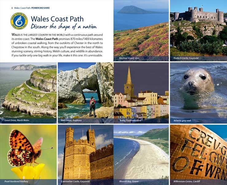 Wales Coast Walk Pembrokeshire