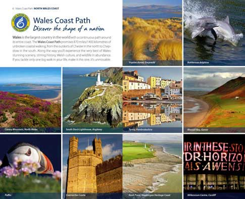 Official Guide to the Wales Coast Path North