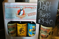Pembrokeshire craft beers