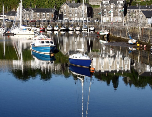 Discover Porthmadog on the Wales Coast Path