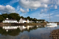 Ship Inn at Red Wharf Bay, Anglesey