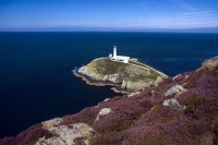 South Stack lighthouse, Holyhead Mountain
