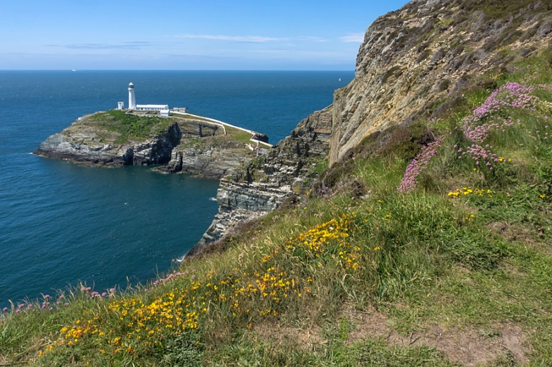 South Stack lighthouse, Holyhead