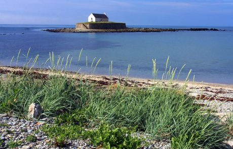 Wales Coast Path: St Cwyfan