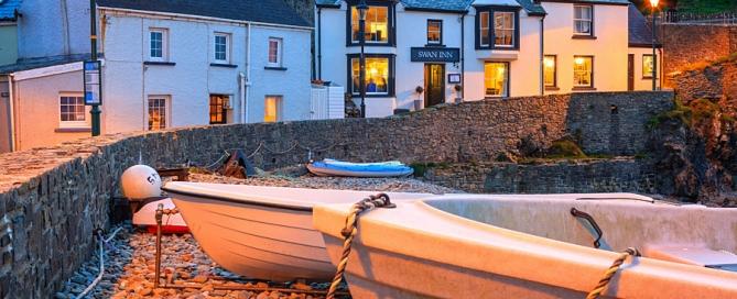 Swan Inn, Littlehaven, Pembrokeshire
