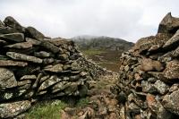 Tre'r Ceiri hill fort, Llyn Peninsula