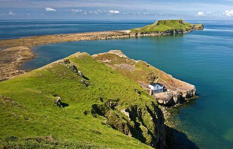 Wales Coast Path: Worms Head, Gower