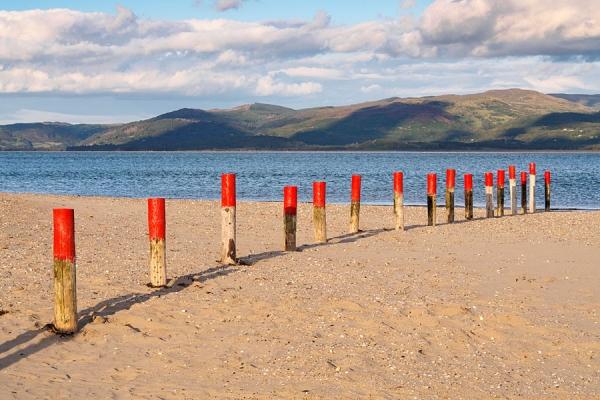 Ynyslas beach and nature reserve, Gwynedd